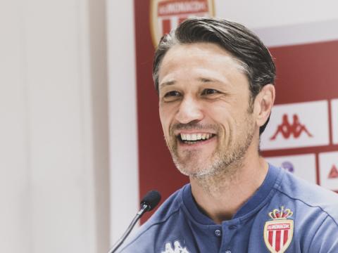 """Niko Kovac: """"Mal posso esperar para a estreia contra o Reims"""""""