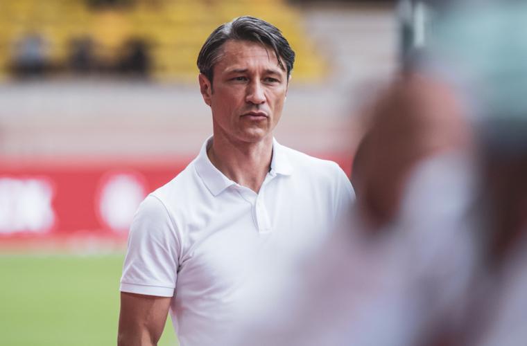 """Niko Kovac : """"Mostramos personalidade"""""""