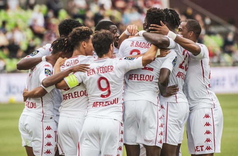 Premier succès au courage pour l'AS Monaco à Metz