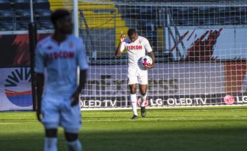 Amical : Eintracht Francfort 1-1 AS Monaco