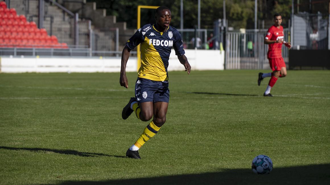 Anthony Musaba prêté au Cercle Bruges