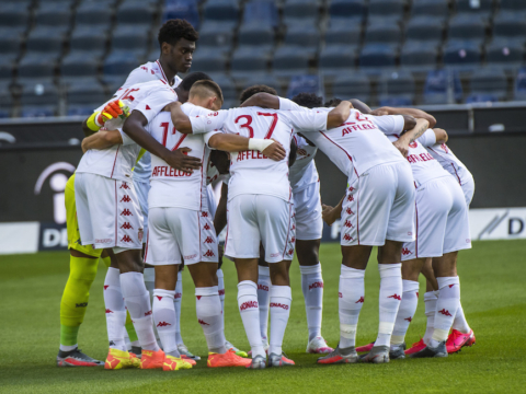 Niko Kovac's first squad in Ligue 1