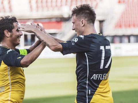 Highlights : AZ Alkmaar 0-2 AS Monaco
