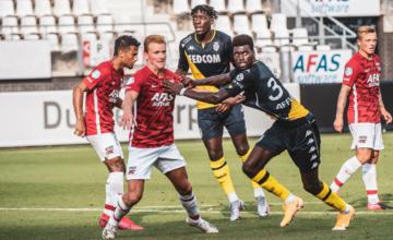Amical : Alkmaar 0-2 AS Monaco