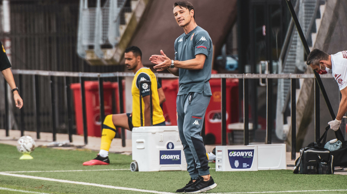 Niko Kovac's reaction after Alkmaar