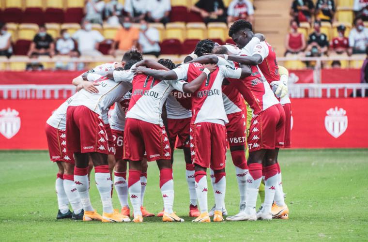 AS Monaco's squad for the trip to Metz