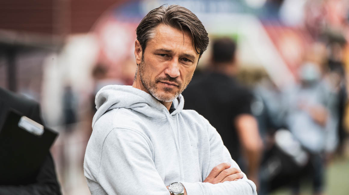 "Niko Kovac : ""We want to bring Monaco back to the top"""