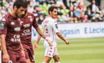 Лига 1 : «Мец» 0-1 «Монако»