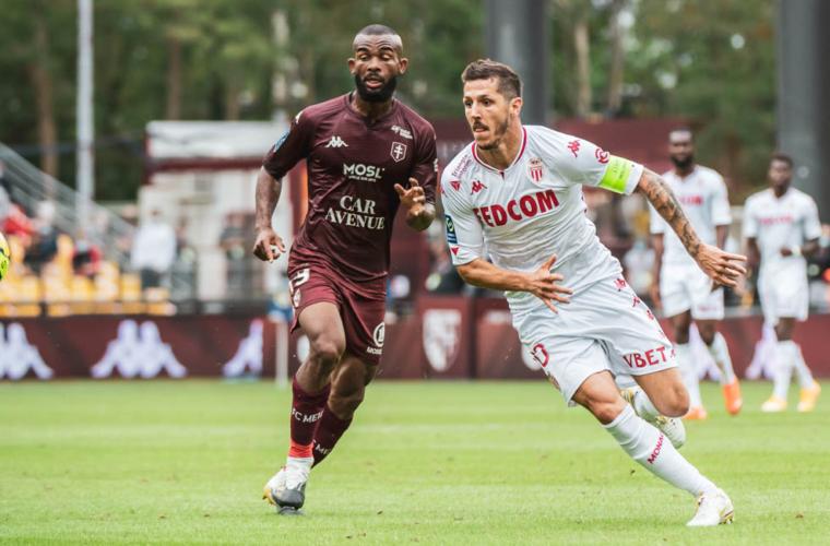AS Monaco - FC Metz programmé le samedi 3 avril à 13h