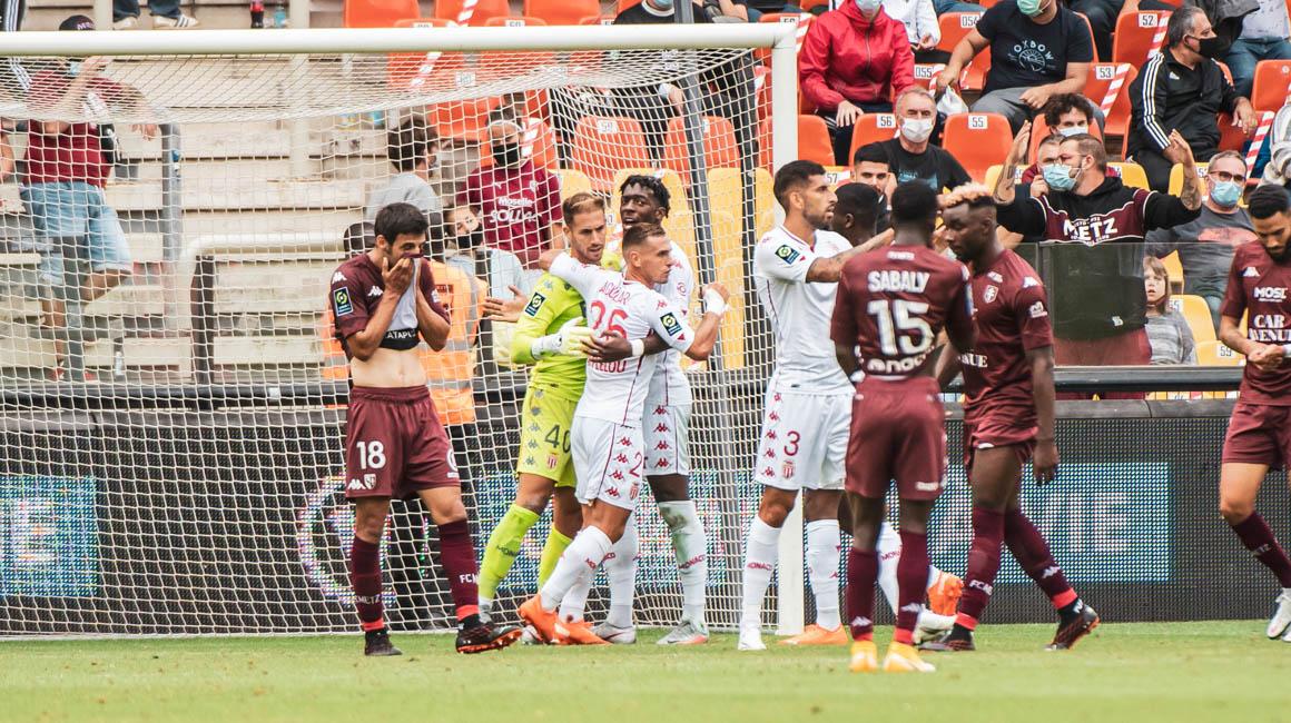 Jour de match retour face au FC Metz