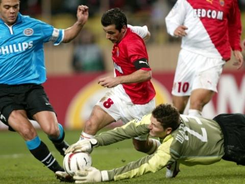 Monaco vs equipos de Holanda
