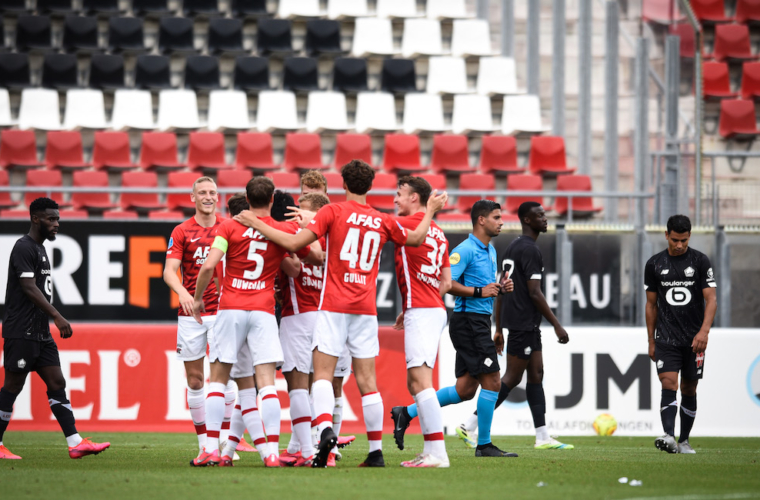 Focus on Alkmaar J-1