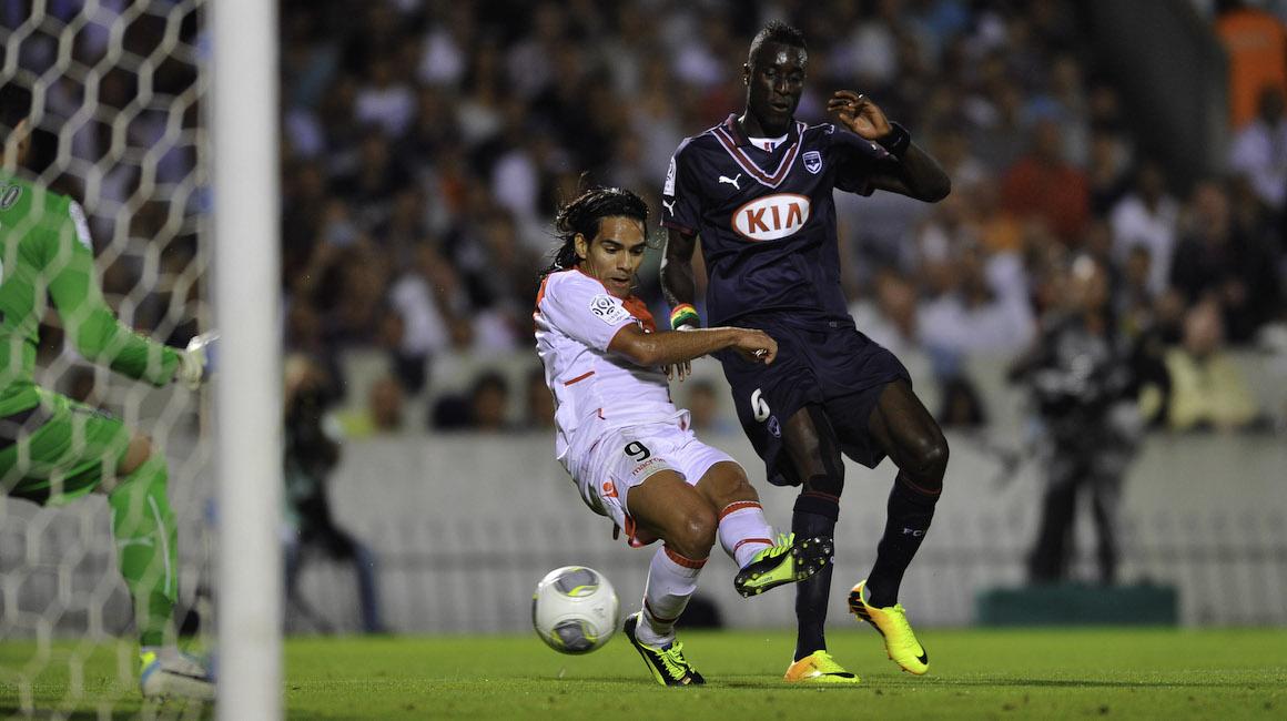110e rencontre entre l'AS Monaco et les Girondins de Bordeaux