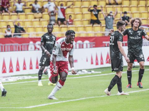 Highlights : AS Monaco 2-2 Stade de Reims