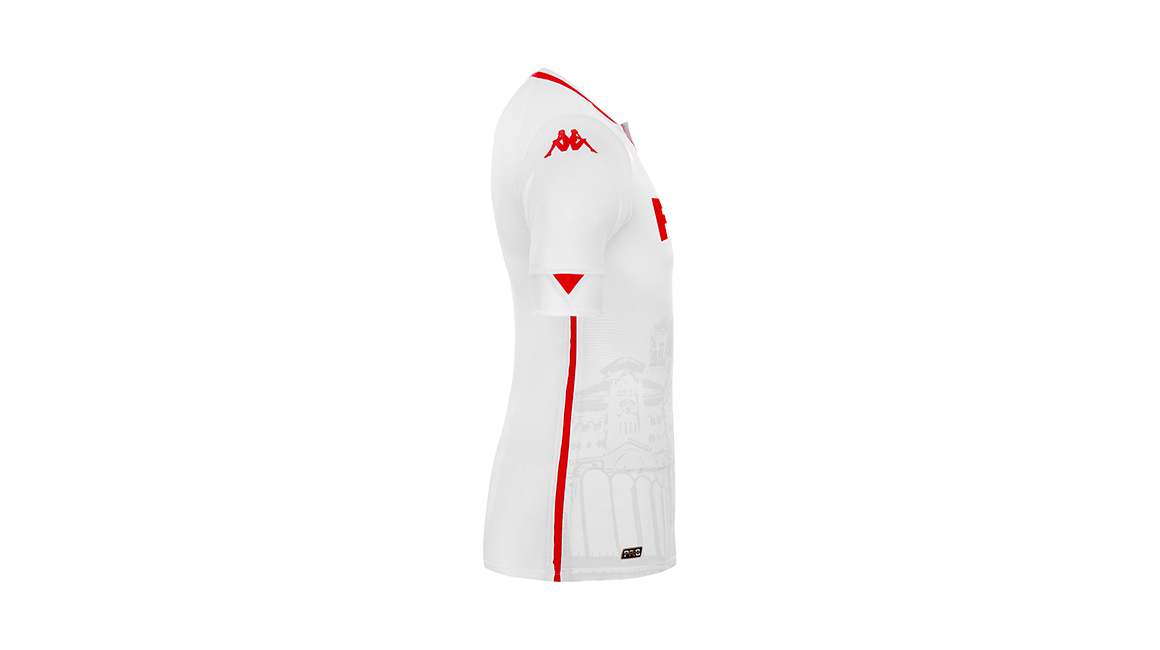 AS Monaco and Kappa reveal the 2020-2021 Third Shirt 2020-2021