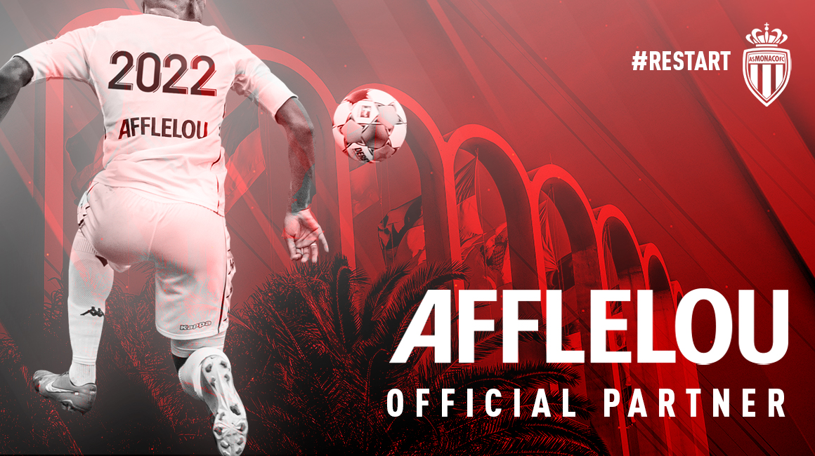 AS Monaco and the AFFLELOU group will continue their partnership