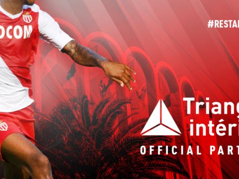 L'AS Monaco et Triangle Intérim prolongent leur partenariat