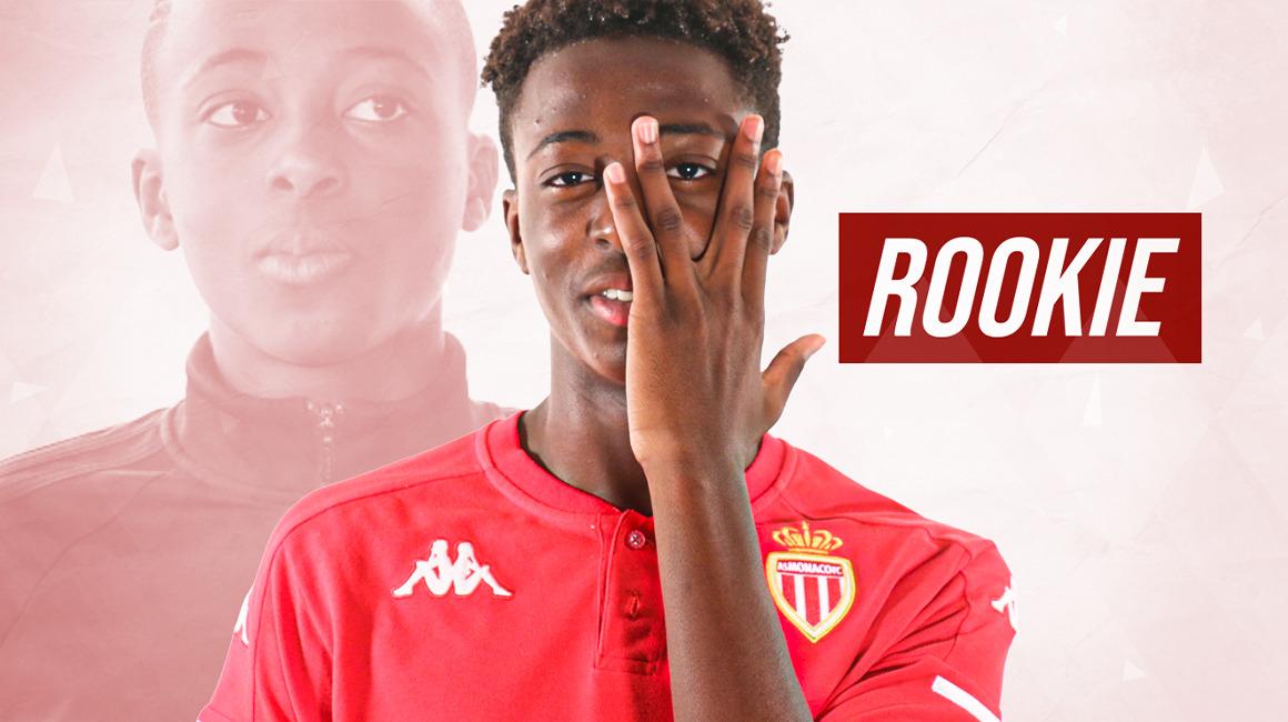 """Ritchy Valme : """"L'INF Clairefontaine m'a préparé à l'AS Monaco"""""""