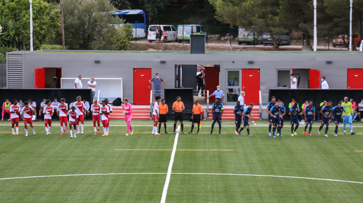 Highlights N2-J3 : AS Monaco 1-1 RC Grasse