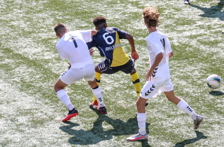 U17 : AS Monaco 3-2 AS Saint-Priest
