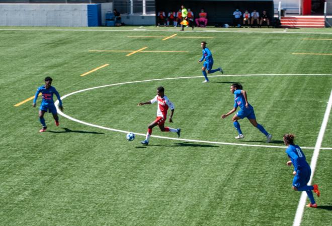 Highlights U19-J3 : AS Monaco 1-1 US Colomiers