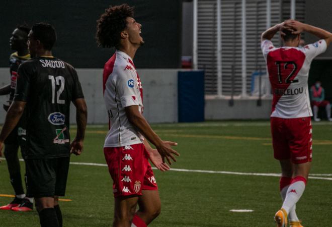 Highlights N2-J6 : AS Monaco 0-3 FC Martigues