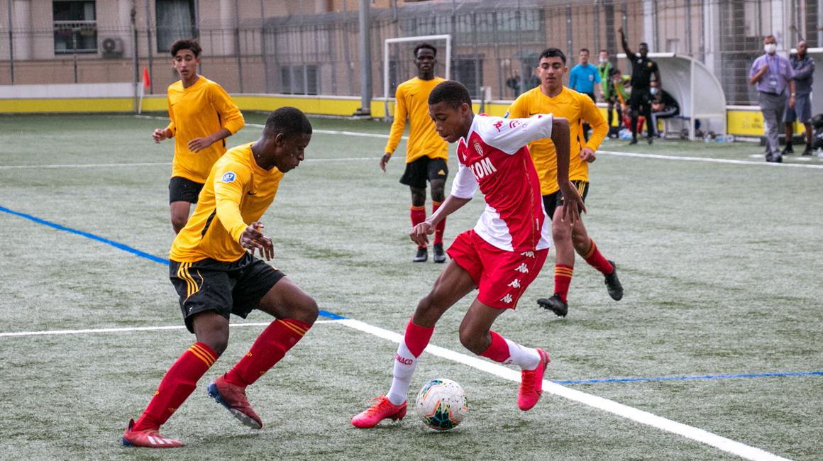 Highlights U17-J3 : AS Monaco 3-2 AS Saint-Priest
