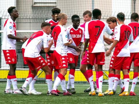 U17 : AS Monaco 2-1 AC Ajaccio