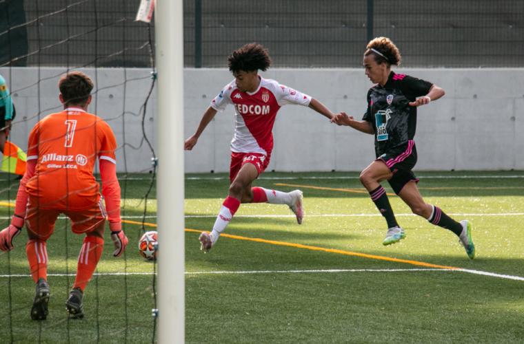 U19 : AS Monaco 1-0 Montpellier