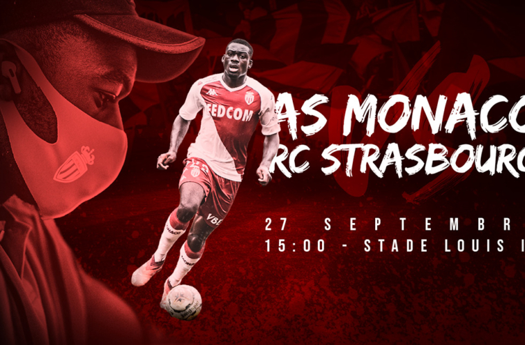 Ticketing for the match against Strasbourg is open