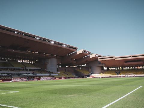 La jauge réduite pour AS Monaco - Strasbourg