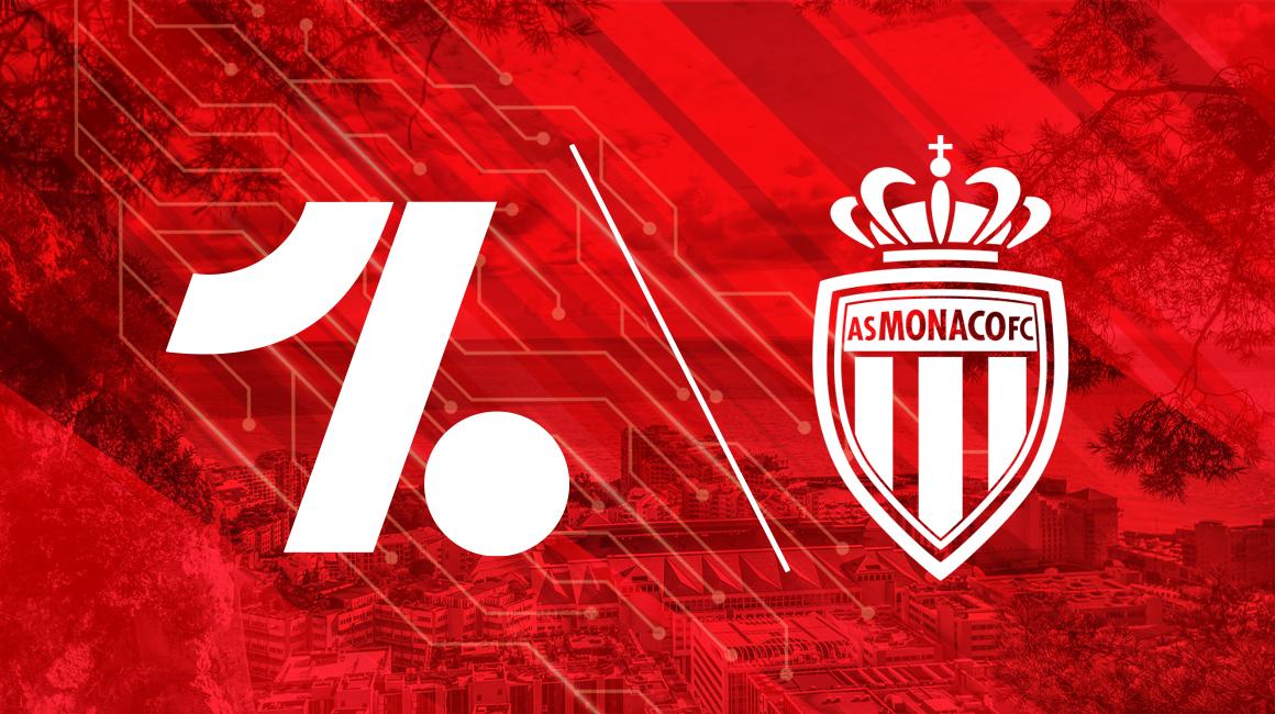 L'AS Monaco et OneFootball s'associent pour offrir des contenus
