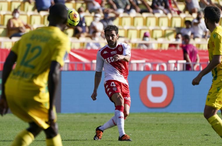 Cesc Fàbregas MVP du match face à Nantes