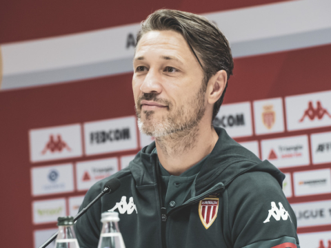 "Niko Kovac: ""I'm staying positive"""