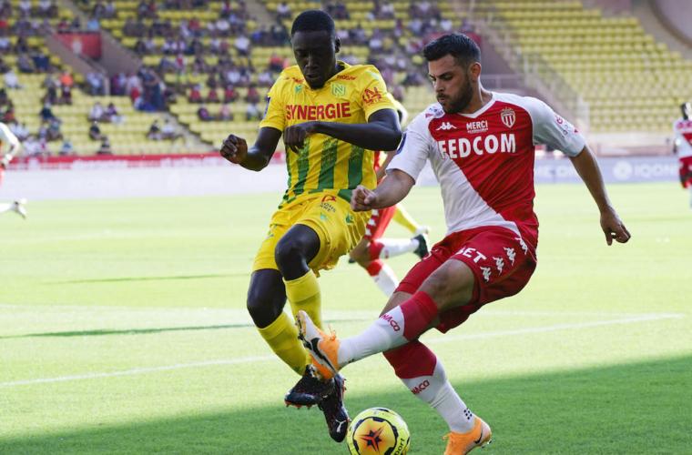 AS Monaco 2-1 FC Nantes