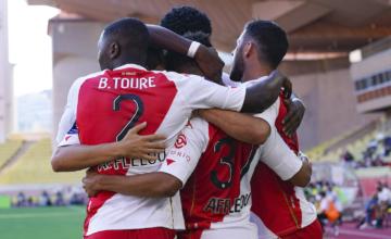 L1: AS Monaco 2-1 FC Nantes