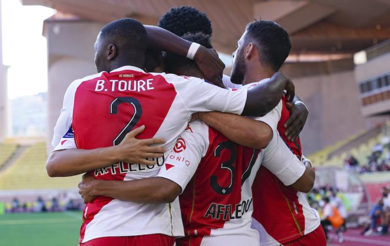 L1 : AS Monaco 2-1 FC Nantes