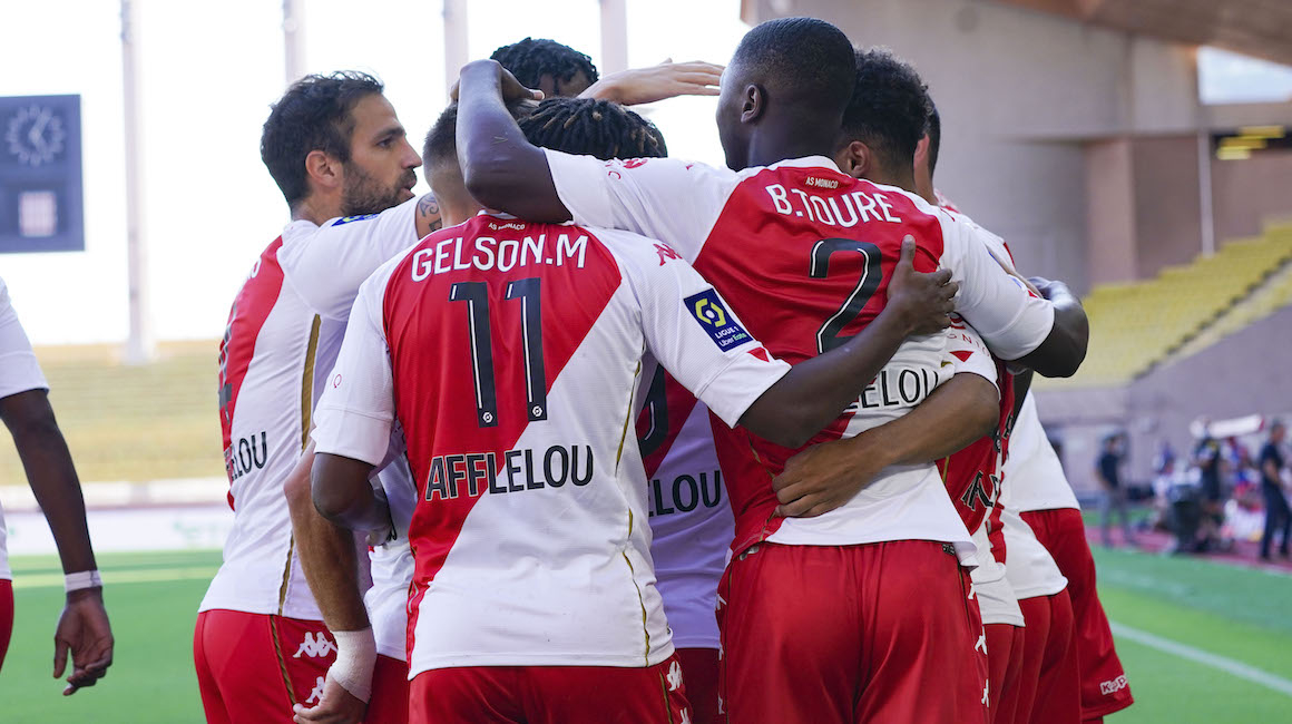 AS Monaco record their 1000th win!