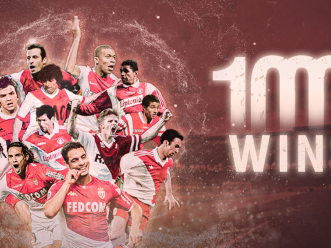 AS Monaco and the power of 1000