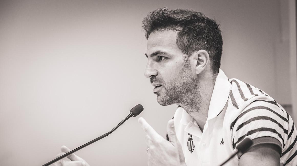 """Cesc Fàbregas: """"The best position for me now"""""""