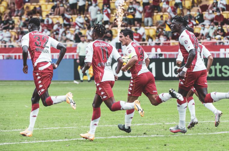 AS Monaco's squad to face Nantes