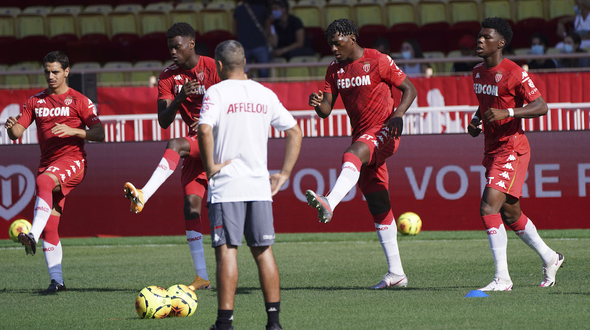 AS Monaco's squad to face Strasbourg