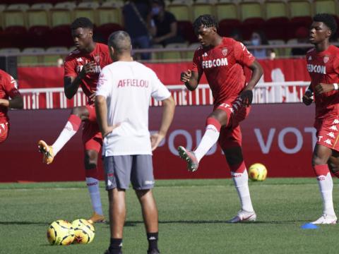 Заявка «Монако» на матч со «Страсбуром»