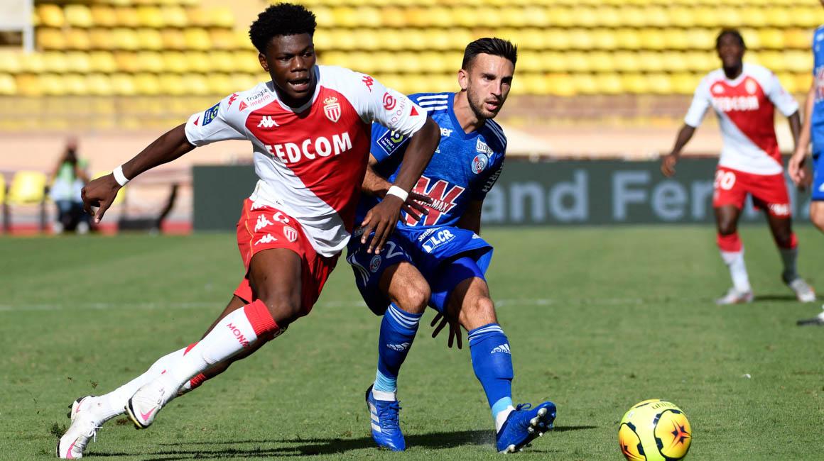 La victoire de l'AS Monaco face à Strasbourg en images