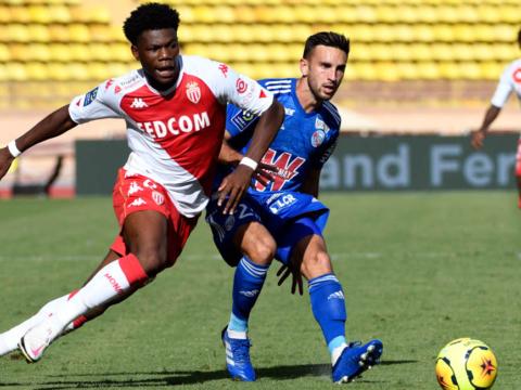 AS Monaco – Strasbourg programmé le dimanche 28 novembre à 15h