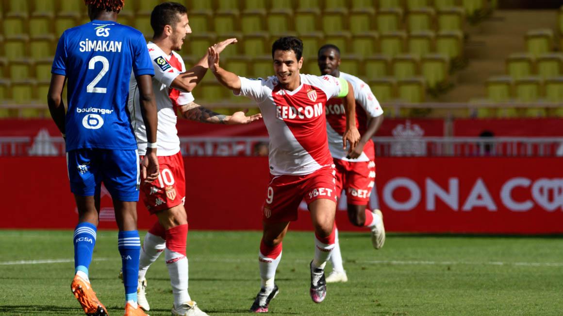 Wissam Ben Yedder is your MVP by IQONIQ against Strasbourg