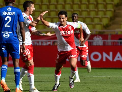Wissam Ben Yedder eleito o MVP by IQONIQ contra o Strasbourg
