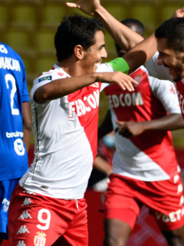 L1 : AS Monaco 3-2 Strasbourg