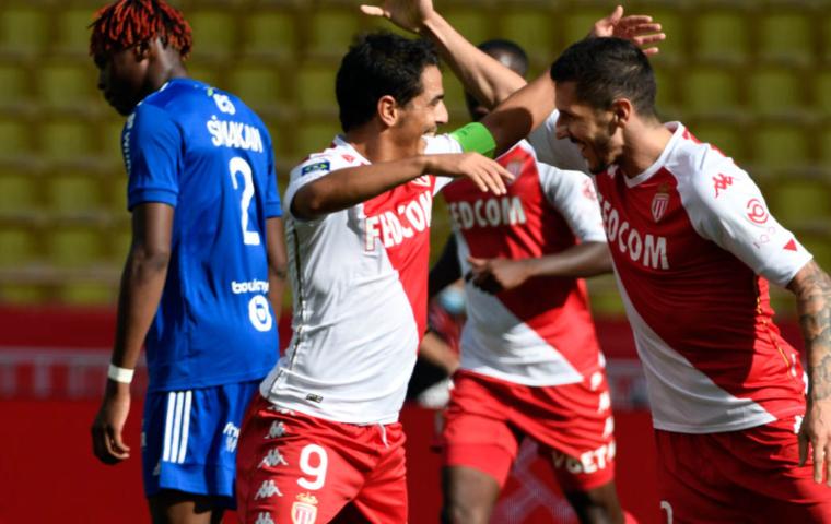 L1 : AS Monaco 3-2 Strasbourg