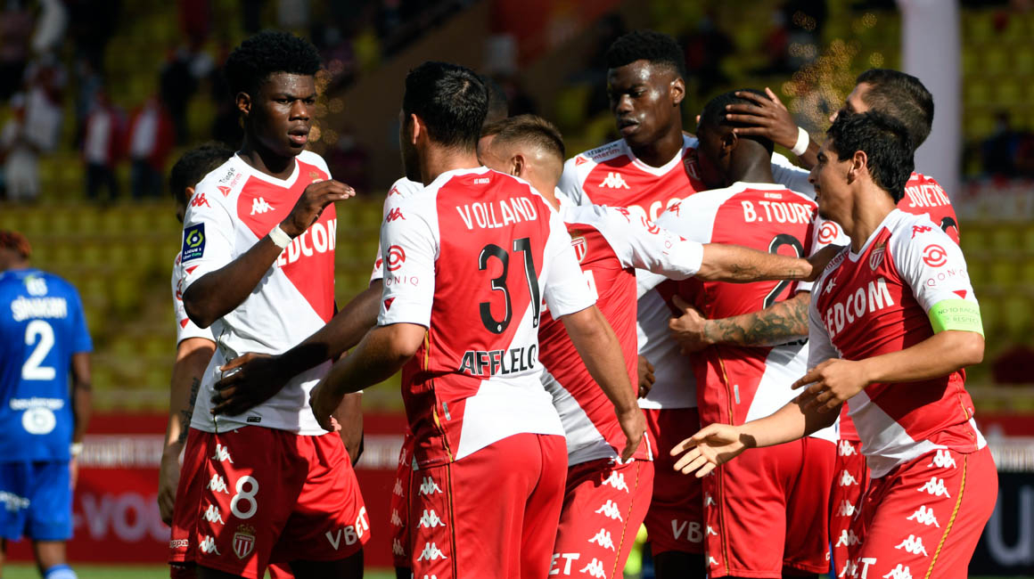 Highlights L1-J5 : AS Monaco 3-2 Strasbourg